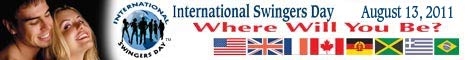 International Swingers Day Banner